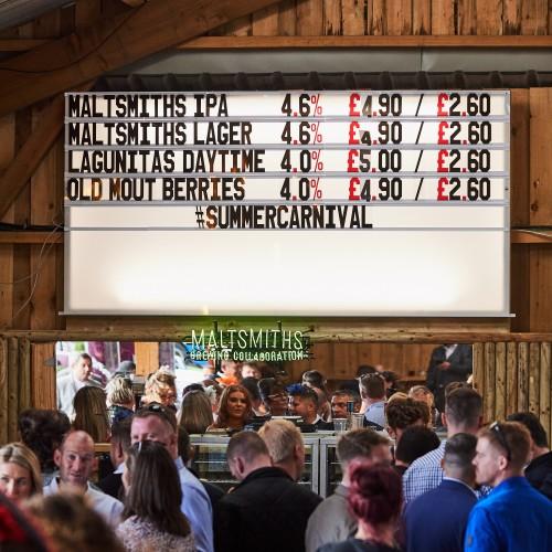 1 The Barn Bar