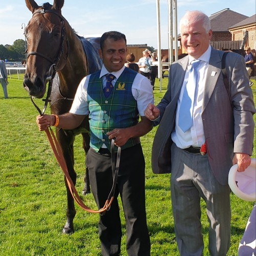 1 Victory Command & Paul Walker at York