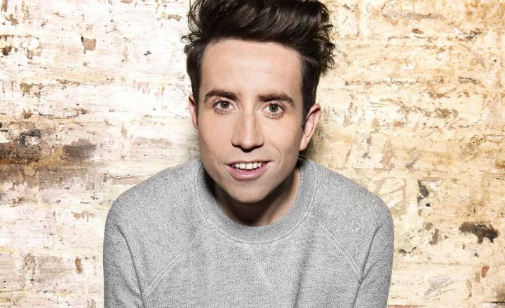 It's Grimmy up North! Nick Grimshaw from BBC Radio 1 to round off Perth Festival