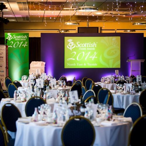 Scottish Awards Event