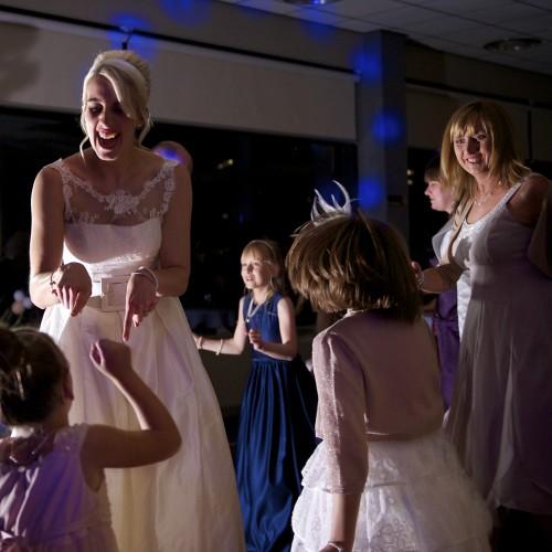 Jen Stewart Wedding