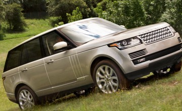 WIN a Range Rover for the weekend!