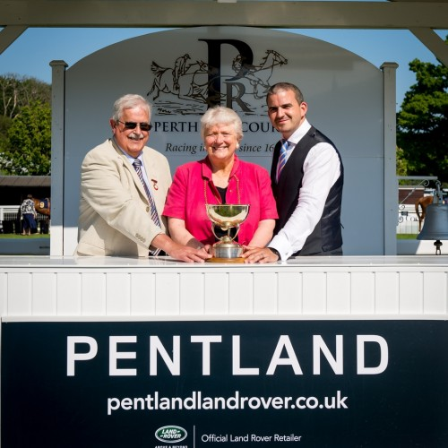 The Gold Cup Presentation