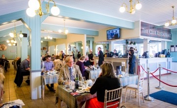 The Tay Bistro at Perth racecourse