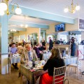 The Club Restaurant at Perth racecourse