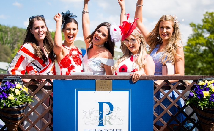 Perth Racecourse all set for 15 fixtures of fun as countdown to 2018 season gathers pace