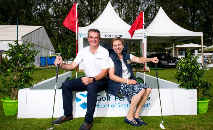 Golf Perthshire Raceday is par for the (race)course